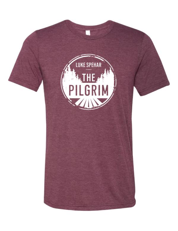Luke Spehar Maroon T-shirt